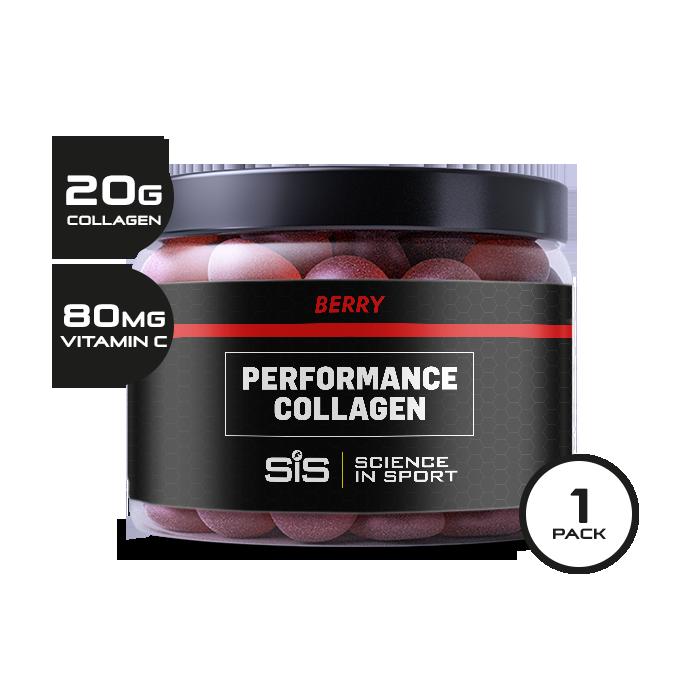 Performance Collagen Gummies Berry - 100g