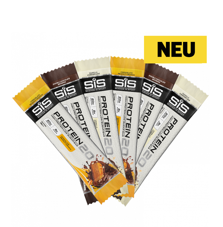 SiS PROTEIN20 Bar Bundle