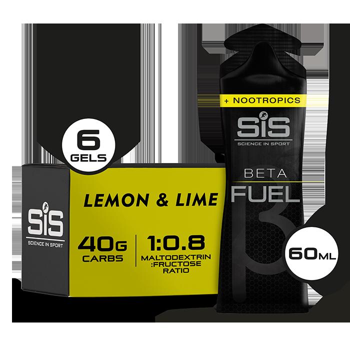 Beta Fuel + Nootropics - 6 Pack