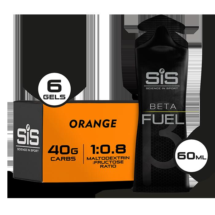 Beta Fuel Gel - 6 Pack