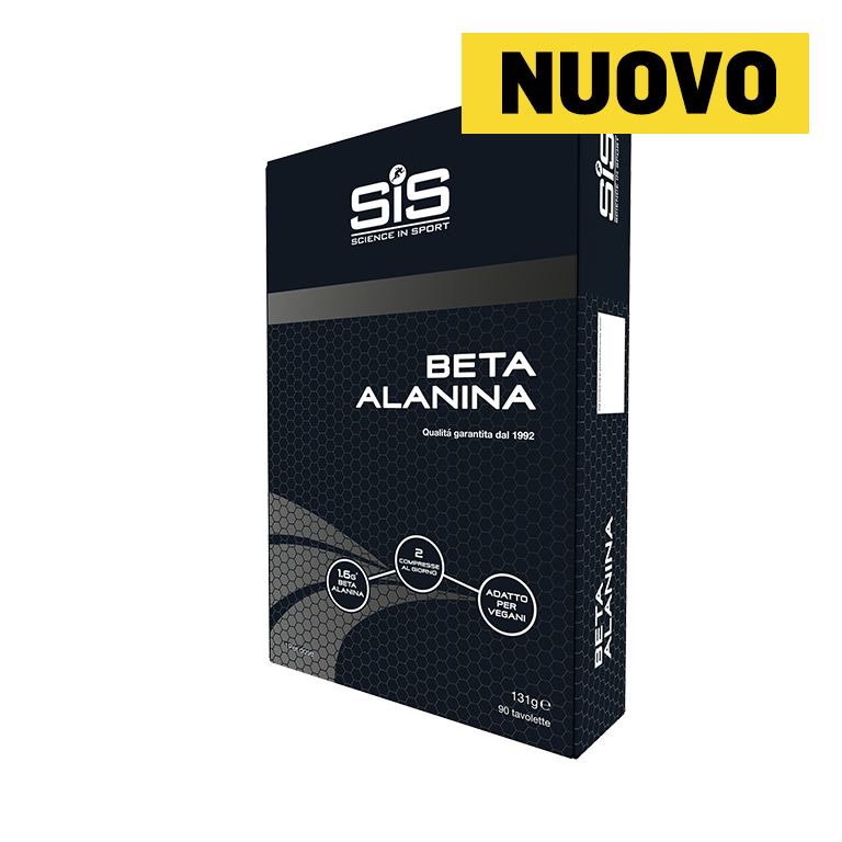 Beta Alanina - 90 Compresse