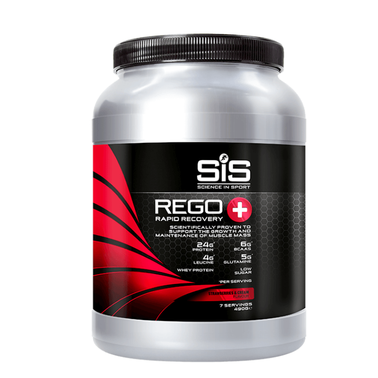 REGO Rapid Recovery+ - 490g (Strawberries & Cream)