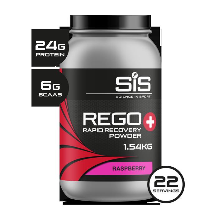 REGO Rapid Recovery+ Raspberry - 1.54kg