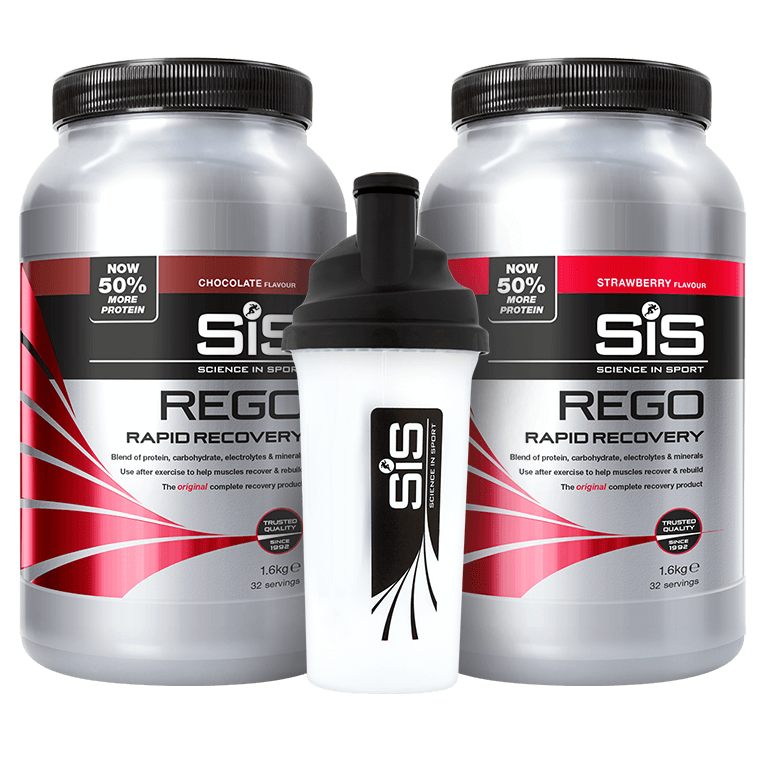 SiS REGO Recovery Bundle
