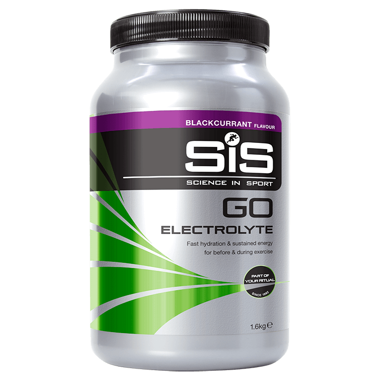GO Electrolyte Powder - 1.6kg (Blackcurrant)