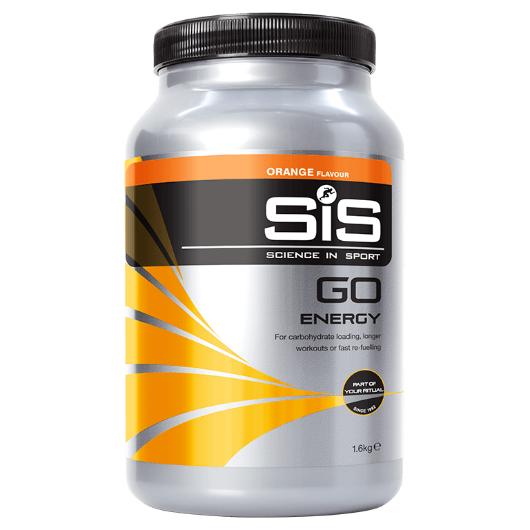 GO Energy - 1.6kg (Orange)