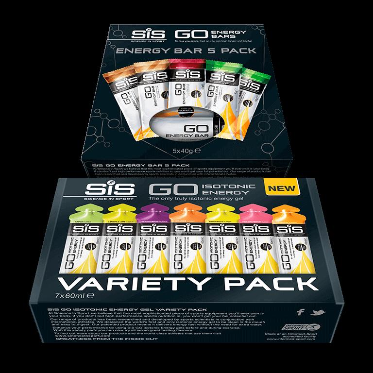 Essential Energy Pack