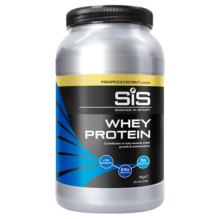 Whey Protein - 1kg (Pineapple & Coconut)