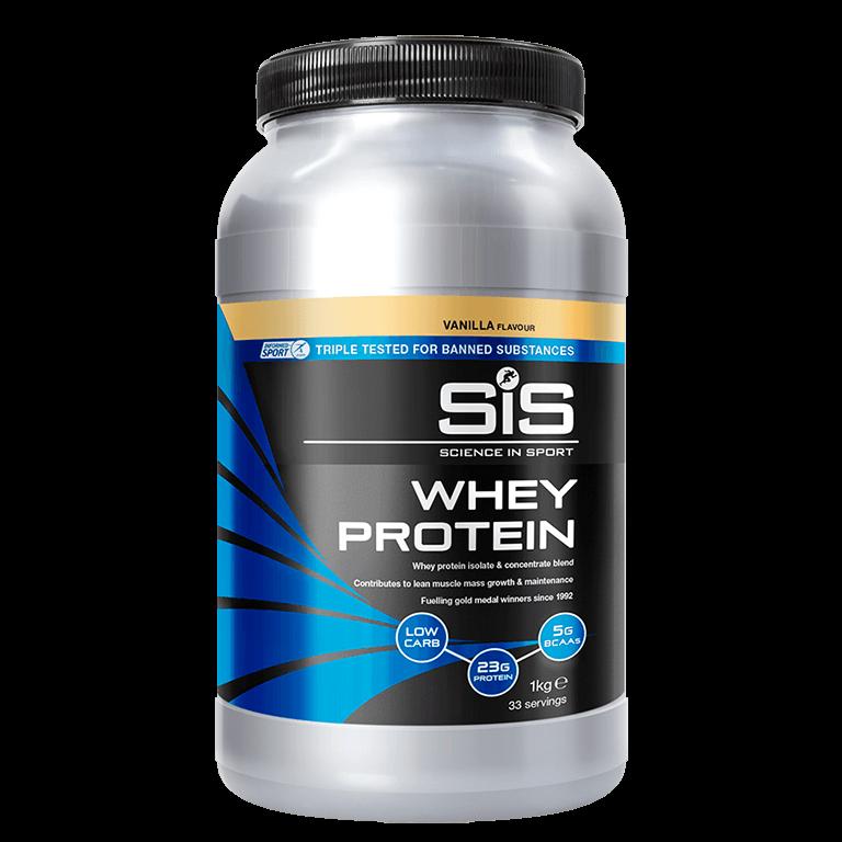 Whey Protein Powder - 1kg (Vanilla)