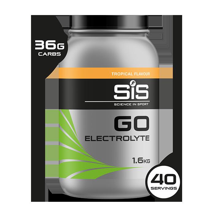 GO Electrolyte Tropical - 1.6kg