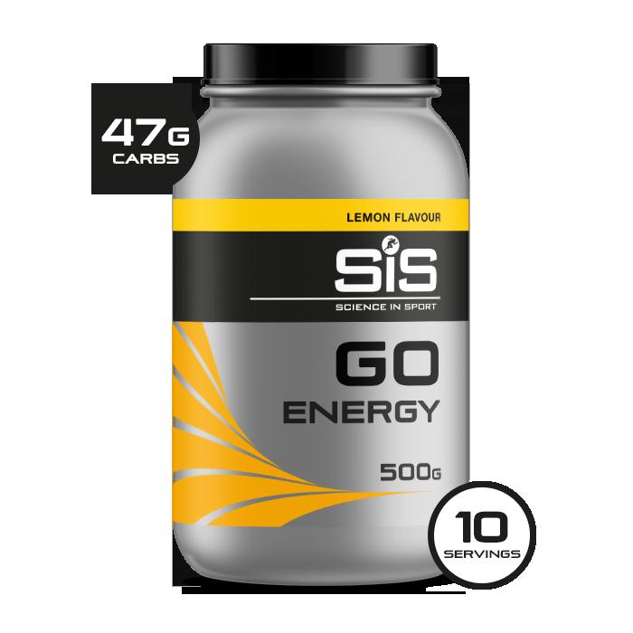 GO Energy Powder 500g