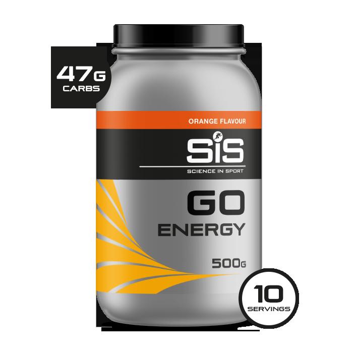 GO Energy Powder - 500g