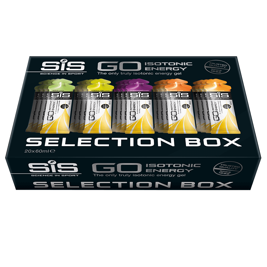 Mixed Isotonic 20 Gel Pack