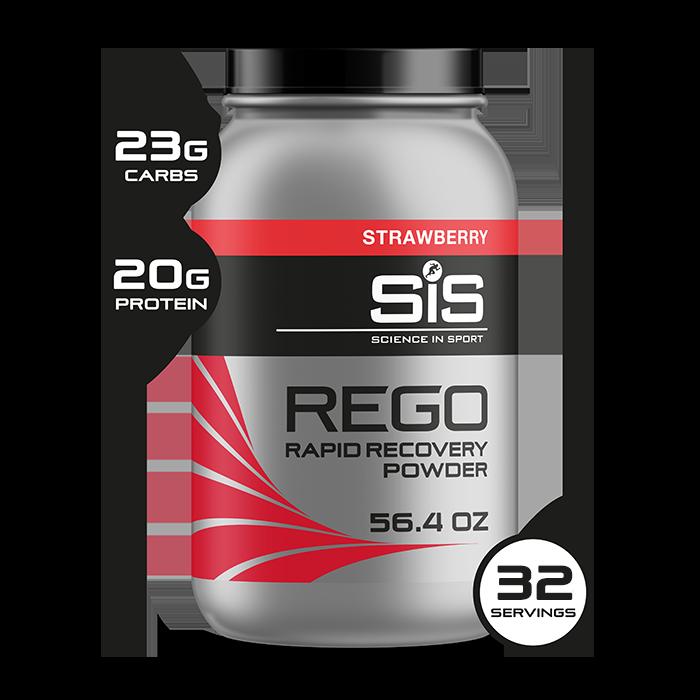 REGO Rapid Recovery 56.4oz - Strawberry