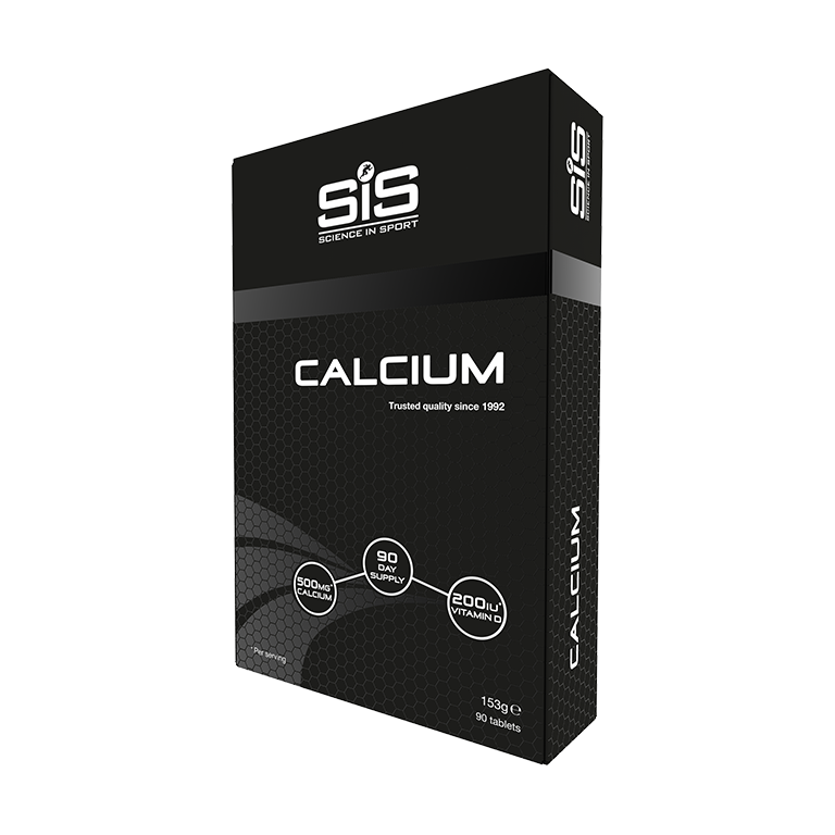 SiS Calcium 500mg - 90 Tablets