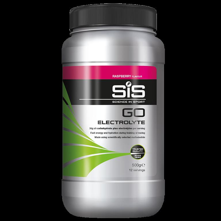 GO Electrolyte - 500g (Raspberry)