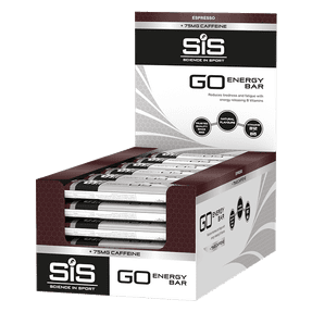 SiS GO Energy + Caffeine Mini Bars - 30 Pack