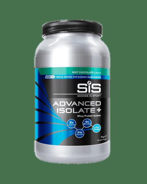 SiS Advanced Isolate+ Protein Powder - 1kg