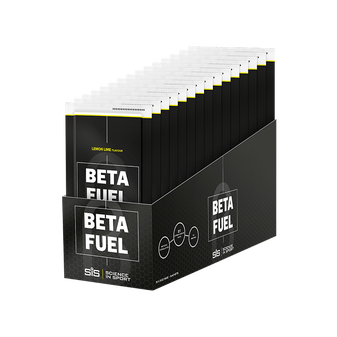 Beta Fuel Lemon & Lime 15 Pack