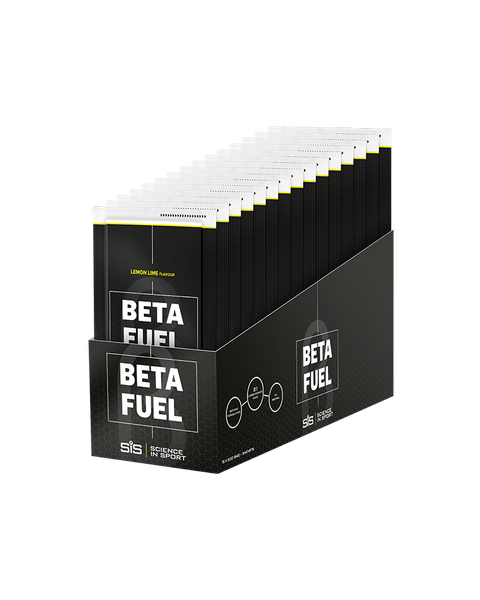 SiS Beta Fuel 15 Pack (Lemon & Lime)