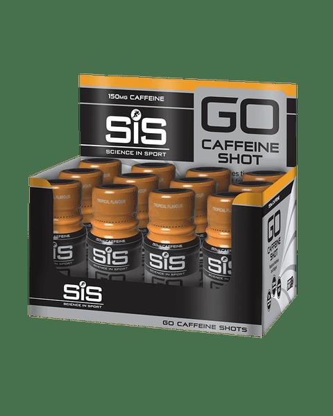 SIS GO Caffeine Shot - 12 Pack