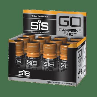 GO Shot Cafeína - Paquete de 12