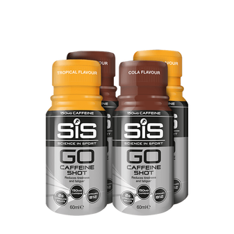 GO Caffeine Shot - 4-pack