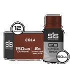 GO Caffeine Shot - 12 Pack