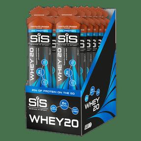 SiS WHEY20 Gel - 12 pack
