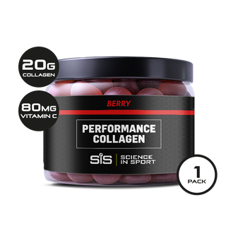 Performance Collagen Gummies Berry - 100g