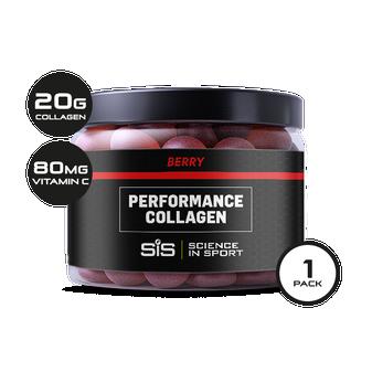 SiS Performance Collagen Fruchtgummies mit Beerengeschmack 100g
