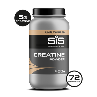 SiS Creatine Monohydrate - 400g (Unflavoured)