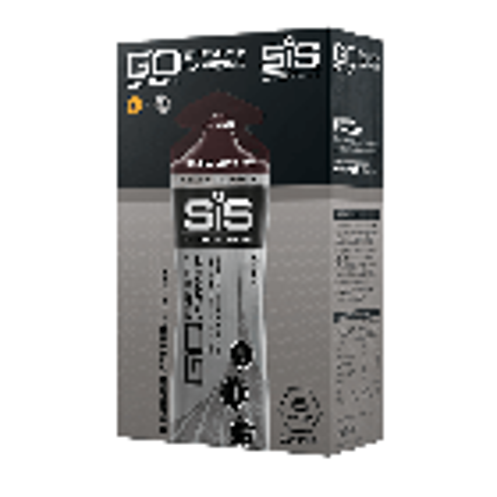 SiS GO Energy + Caffeine Gels - 6 Pack