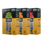 GO Isotonic Energy Gel - Multi Flavour 18 Pack Bundle