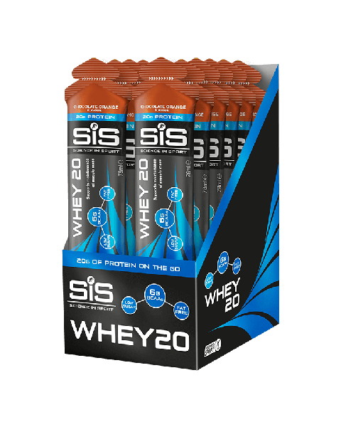 SiS WHEY20 Gel - 12 pack