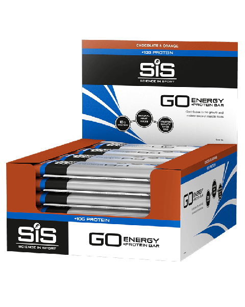 SIS GO Energy + Protein Bar - 24 Pack