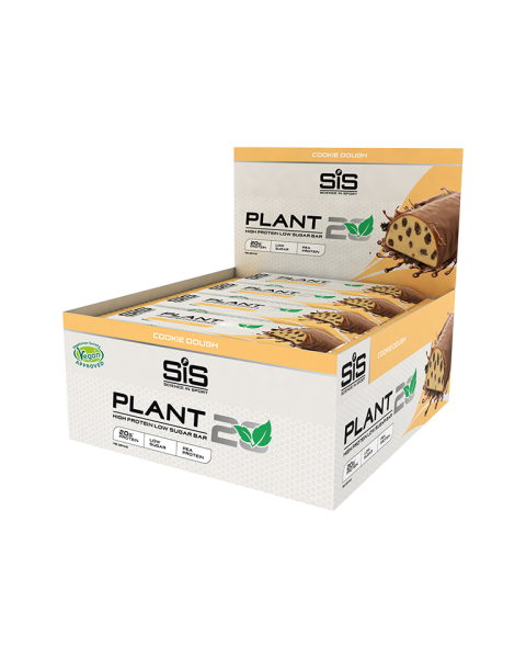 PLANT20 Bar - 12 Pack (Cookie Dough)