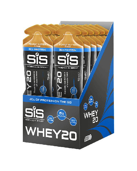 WHEY20 - 12 Pack (Erdnuss)
