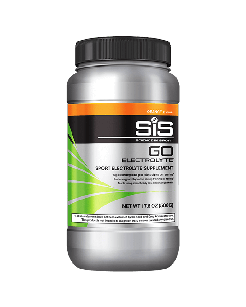 GO Electrolyte 17.6oz - Orange