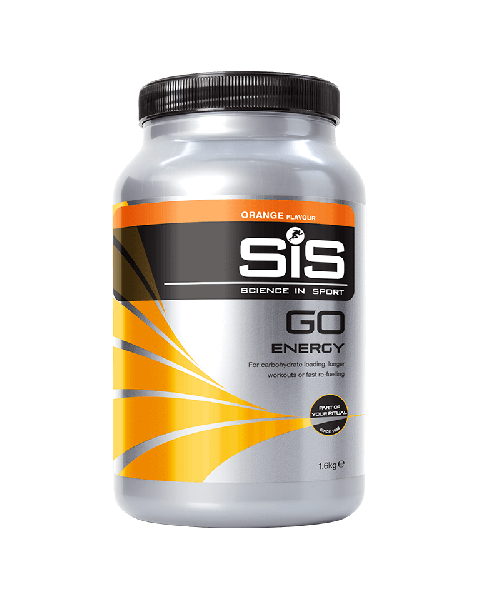 SiS GO Energy 1.6kg Orange