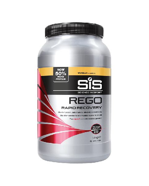 SiS REGO Rapid Recovery Protein 1.6kg Vanilla