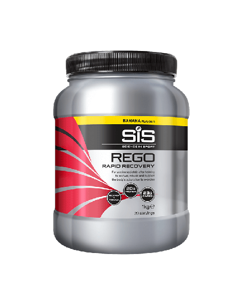 REGO Rapid Recovery Powder - 1kg (Banana)