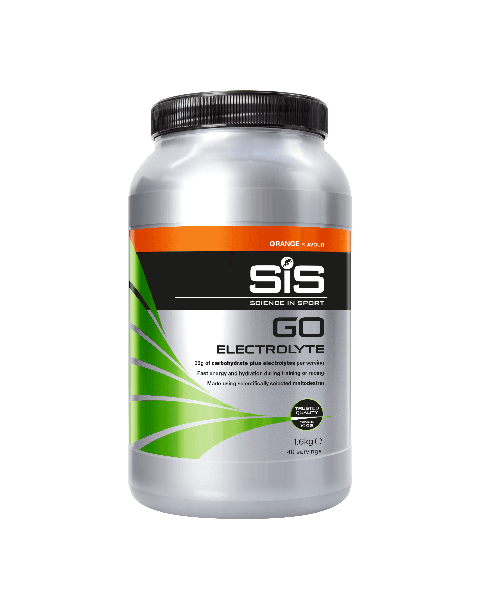 SiS GO Electrolyte 1.6kg - Orange