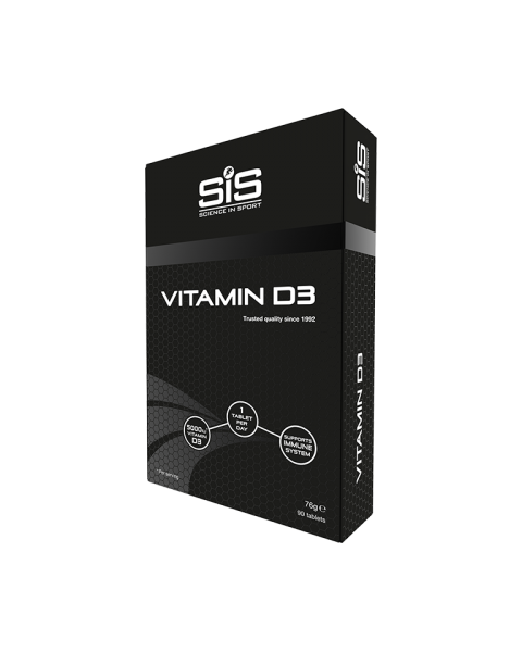 SiS Vitamin D3 5000iu - 90 Tablets (Unflavoured)
