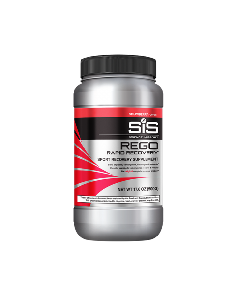 REGO Rapid Recovery 17.6oz - Strawberry