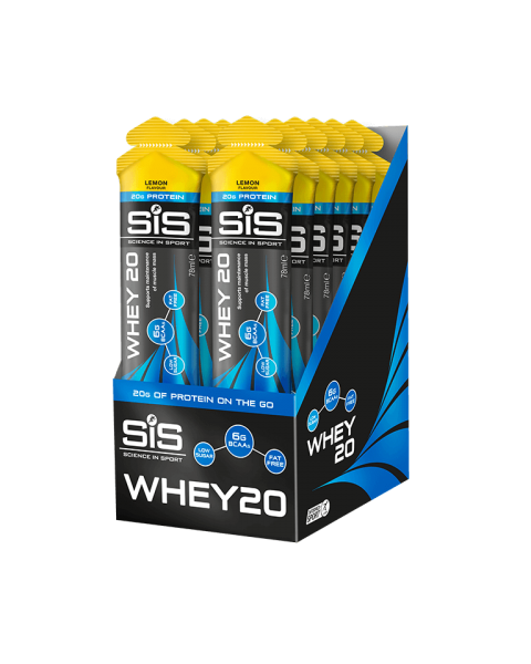 WHEY20 - 12 Pack (Lemon)