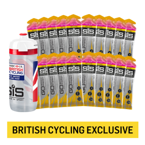 British Cycling Gel Bundle
