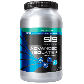 SiS Advanced Isolate+ Protein Powder - 1kg