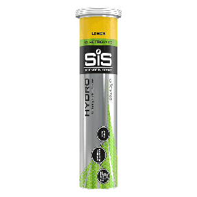 SiS GO Hydro 20 Tablets - Lemon