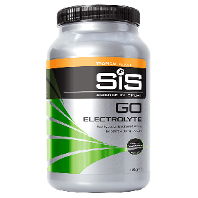 SiS GO Electrolyte 1.6kg Tropical